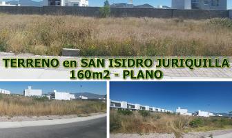 Foto de terreno habitacional en venta en san isidro , juriquilla, querétaro, querétaro, 11184472 No. 01