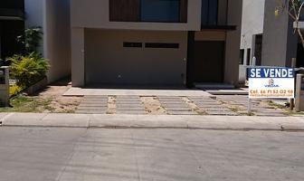 Foto de casa en venta en san javier , la primavera, culiacán, sinaloa, 0 No. 01