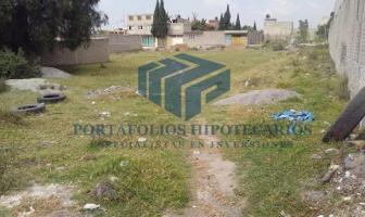 Foto de terreno habitacional en venta en san juan 10, coatepec, ixtapaluca, méxico, 0 No. 01