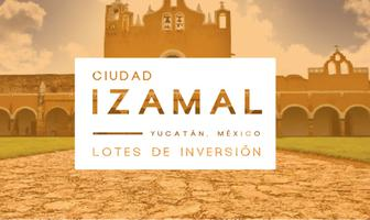 Foto de terreno habitacional en venta en san juan izamal , izamal, izamal, yucatán, 10222276 No. 01