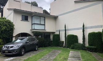 Foto de casa en venta en san juan , olivar de los padres, álvaro obregón, df / cdmx, 12568554 No. 01