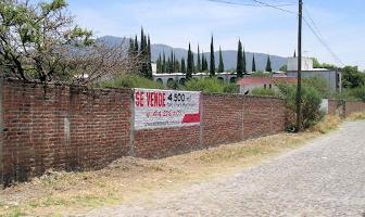 Foto de terreno habitacional en venta en  , san juan, tequisquiapan, querétaro, 1262781 No. 01