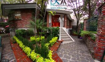 Foto de casa en venta en san martin 1, jardines del ajusco, tlalpan, df / cdmx, 11897165 No. 01