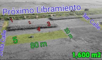Foto de terreno habitacional en venta en  , san miguel totocuitlapilco, metepec, méxico, 11823600 No. 01