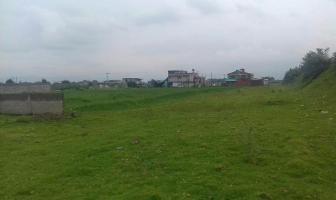 Foto de terreno habitacional en venta en  , san miguel totocuitlapilco, metepec, méxico, 6615434 No. 01