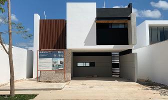 Foto de casa en venta en  , san pedro cholul, mérida, yucatán, 14282973 No. 01