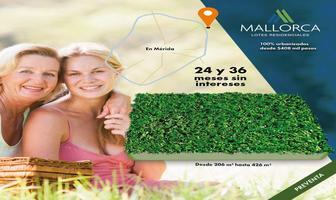 Foto de terreno habitacional en venta en  , san pedro cholul, mérida, yucatán, 14665768 No. 01