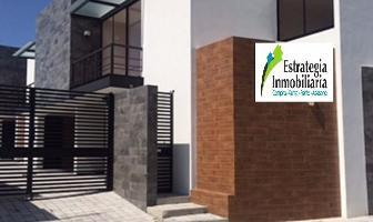 Foto de casa en venta en , , san pedro cholula, puebla , quetzalcoatl, san pedro cholula, puebla, 8876316 No. 01