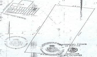 Foto de terreno habitacional en venta en  , san pedro noh pat, kanasín, yucatán, 13816049 No. 01
