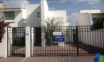 Foto de casa en renta en san simón 0, san francisco juriquilla, querétaro, querétaro, 11137163 No. 01