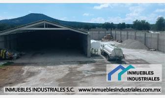 Foto de nave industrial en renta en  , ampliación santa catarina, acolman, méxico, 4339777 No. 01
