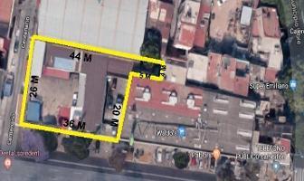 Foto de terreno habitacional en venta en  , santa cruz atoyac, benito juárez, df / cdmx, 11969177 No. 01