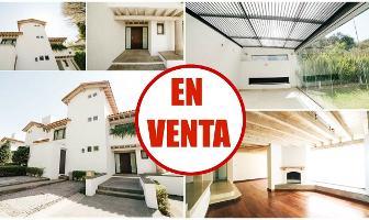 Foto de casa en venta en  , santa fe cuajimalpa, cuajimalpa de morelos, distrito federal, 0 No. 01