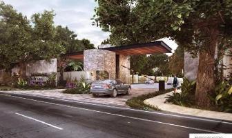 Foto de terreno habitacional en venta en santa gertrudis , cholul, mérida, yucatán, 13927215 No. 01