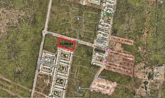 Foto de terreno habitacional en venta en  , santa gertrudis copo, mérida, yucatán, 13497369 No. 01