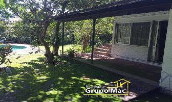 Foto de casa en venta en  , santa maría ahuacatitlán, cuernavaca, morelos, 11264981 No. 01