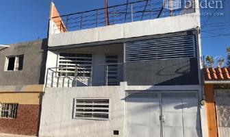 Foto de casa en venta en  , santa maría, durango, durango, 6530763 No. 01