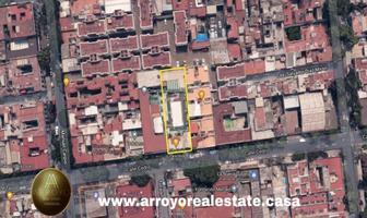 Foto de terreno comercial en venta en  , santa maria la ribera, cuauhtémoc, df / cdmx, 0 No. 01