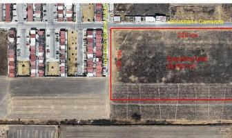 Foto de terreno habitacional en venta en  , santa maría, san mateo atenco, méxico, 0 No. 01