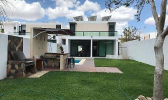 Foto de casa en venta en  , santa rita cholul, mérida, yucatán, 14081649 No. 01