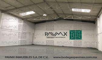 Foto de nave industrial en renta en s/c 2, santa clara coatitla, ecatepec de morelos, méxico, 8878679 No. 01