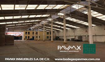 Foto de nave industrial en renta en s/c 8, rustica xalostoc, ecatepec de morelos, méxico, 8871552 No. 01