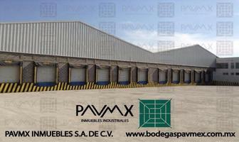 Foto de nave industrial en renta en s/c 8, tulpetlac, ecatepec de morelos, méxico, 8874966 No. 01