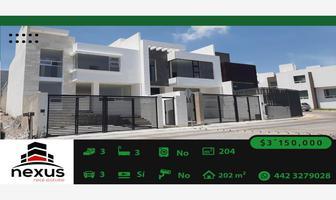 Foto de casa en venta en senda eternar 25, milenio iii fase a, querétaro, querétaro, 0 No. 01