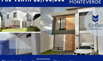 Foto de casa en venta en senderos de los robles , senderos del valle, tlajomulco de zúñiga, jalisco, 13570139 No. 01