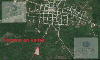 Foto de terreno habitacional en venta en  , seye, seyé, yucatán, 0 No. 01