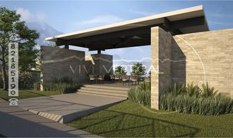 Foto de terreno habitacional en venta en sierra alta 1, sierra alta 3er sector, monterrey, nuevo león, 8811242 No. 01