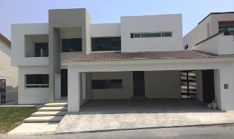 Foto de casa en venta en  , sierra alta 1era. etapa, monterrey, nuevo león, 11765173 No. 01