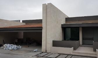 Foto de casa en venta en  , sierra alta 3er sector, monterrey, nuevo león, 13869946 No. 01