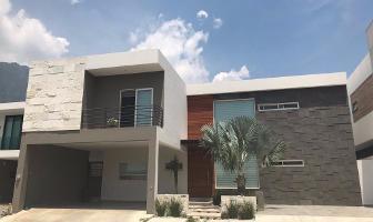 Foto de casa en venta en  , sierra alta 9o sector, monterrey, nuevo león, 13834606 No. 01