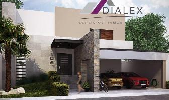 Foto de casa en venta en  , sierra alta 9o sector, monterrey, nuevo león, 17394102 No. 01