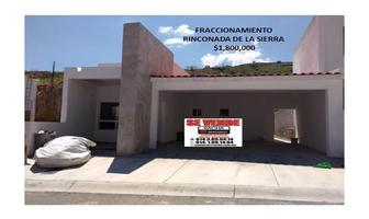 Foto de casa en venta en sierra apaneca 4607, rinconada de la sierra i, ii, iii, iv y v, chihuahua, chihuahua, 12129130 No. 01