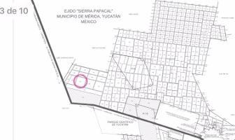 Foto de terreno habitacional en venta en  , sierra papacal, mérida, yucatán, 11564461 No. 01