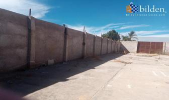 Foto de terreno habitacional en venta en sin nombre , los agaves, durango, durango, 0 No. 01
