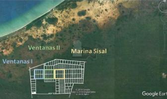 Foto de terreno habitacional en venta en sisal , sisal, hunucmá, yucatán, 12220069 No. 01