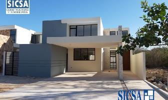 Foto de casa en venta en sitpach , cholul, mérida, yucatán, 0 No. 01