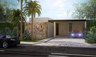 Foto de casa en venta en  , sitpach, mérida, yucatán, 4502020 No. 01