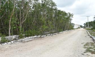 Foto de terreno habitacional en venta en sm 307 manzana 418 lote 5 5 , cancún centro, benito juárez, quintana roo, 0 No. 01