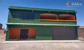 Foto de casa en venta en sn 1, ampliación héctor mayagoitia domínguez, durango, durango, 0 No. 01