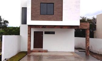 Foto de casa en venta en s/n , alameda, santiago, nuevo león, 11672325 No. 01