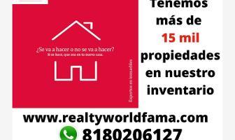 Foto de casa en venta en s/n , alcatraces residencial, san nicolás de los garza, nuevo león, 11674063 No. 01