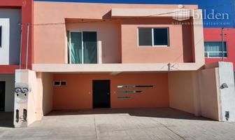 Foto de casa en venta en sn , aztlán, durango, durango, 18142564 No. 01