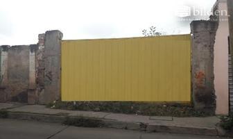 Foto de terreno habitacional en venta en sn , centro sct durango, durango, durango, 12794115 No. 01