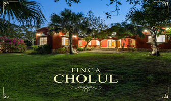 Foto de rancho en venta en s/n , cholul, mérida, yucatán, 10045617 No. 01