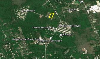Foto de terreno habitacional en venta en s/n , conkal, conkal, yucatán, 15177543 No. 01