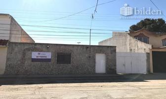 Foto de terreno habitacional en venta en s/n , del maestro, durango, durango, 10371219 No. 01